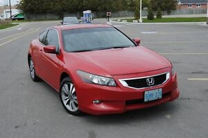 2008 Honda Accord EXL Coupe (2 door)