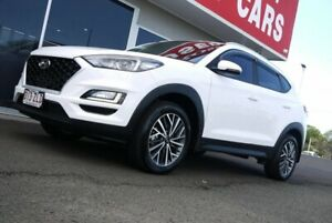 2019 Hyundai Tucson TL4 MY20 Active X 2WD White 6 Speed Automatic Wagon Avoca Bundaberg City Preview