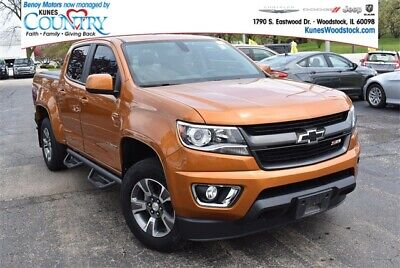2017 Chevrolet Colorado Z71 2017 Chevrolet Colorado Z71