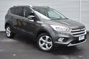 2018 Ford Escape ZG 2018.00MY Trend PwrShift AWD Grey 6 Speed Sports Automatic Dual Clutch Wagon Epping Whittlesea Area Preview