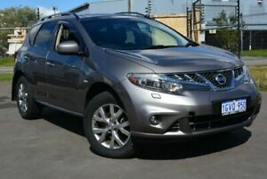 2013 Nissan Murano Z51 MY12 TI Grey Continuous Variable Wagon Kewdale Belmont Area Preview
