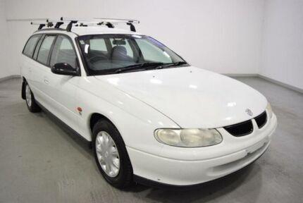 1998 Holden Commodore VT Executive White 4 Speed Automatic Wagon Moorabbin Kingston Area Preview