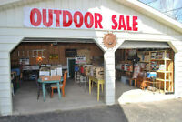 FINAL WEEK-END FOR OUTDOOR RECORDS SALE! FRIDAY TO SUNDAY