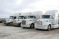 Experienced Class 1 Drivers Wanted