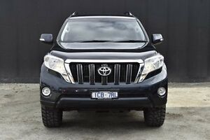 2015 Toyota Landcruiser Prado KDJ150R MY14 GXL Grey 5 Speed Sports Automatic Wagon Berwick Casey Area Preview