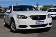 2013 Holden Commodore VF Evoke White 6 Speed Automatic Wagon Kewdale Belmont Area Preview