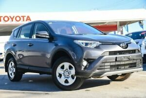 2018 Toyota RAV4 ASA44R MY18 GX (4x4) Graphite 6 Speed Automatic Wagon Osborne Park Stirling Area Preview