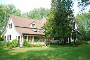 5 Bedroom Farmhouse on 2+ Acres Near Westport!