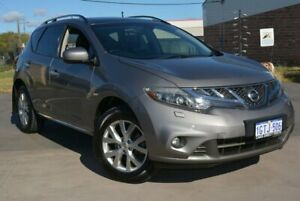 2013 Nissan Murano Z51 MY12 TI Grey Continuous Variable Wagon
