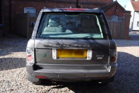 Range Rover 3.6 TDV8 Vogue 2 owners