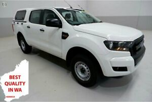 2016 Ford Ranger PX MkII XL Hi-Rider White 6 Speed Sports Automatic Utility Kenwick Gosnells Area Preview