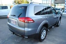 2013 Mitsubishi Challenger PC (KH) MY14 LS Grey 5 Speed Sports Automatic Wagon Hyde Park Townsville City Preview
