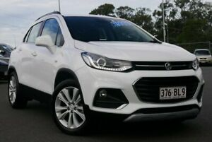 2020 Holden Trax TJ MY20 LT White 6 Speed Automatic Wagon Hillcrest Logan Area Preview
