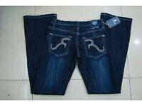 New Limited Edition Rock & Republic De Victoria Beckham Jeans