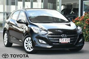 2015 Hyundai i30 GD4 Series II Active Black Sports Automatic Kedron Brisbane North East Preview