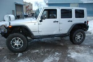 2008 Jeep Wrangler Unlimited Sahara * NOUVEAU PRIX*