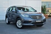 2014 Honda CR-V RM MY15 VTi Grey 5 Speed Automatic Wagon Tweed Heads South Tweed Heads Area Preview