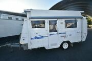 2009 Goldstream Vanguard 14 CAFE SEATING 1 Axle Forest Glen Maroochydore Area Preview