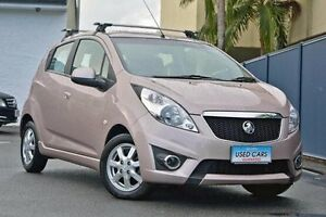 2012 Holden Barina Spark Pink Manual Hatchback Coolangatta Gold Coast South Preview
