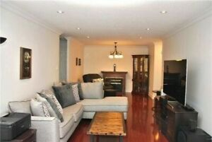 Condo 2 Bedrooms +Den ground floor Sheppard E & McCowan