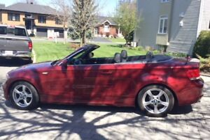 BMW 128i convertible 2012
