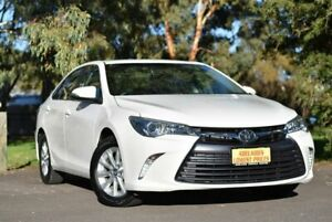 2015 Toyota Camry ASV50R Altise White 6 Speed Sports Automatic Sedan Melrose Park Mitcham Area Preview
