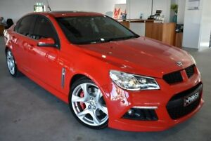 2014 Holden Special Vehicles ClubSport Gen-F MY14 R8 Red 6 Speed Sports Automatic Sedan Port Macquarie Port Macquarie City Preview