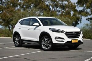 2018 Hyundai Tucson TL MY18 Active X 2WD White 6 Speed Sports Automatic Wagon Enfield Port Adelaide Area Preview