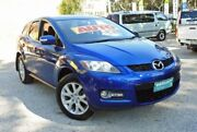 2007 Mazda CX-7 ER1031 MY07 Blue Auto Sports Mode Wagon Upper Ferntree Gully Knox Area Preview