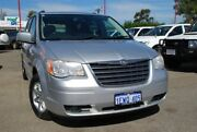 2008 Chrysler Grand Voyager RT 5th Gen MY08 Touring Silver 6 Speed Automatic Wagon Bellevue Swan Area Preview