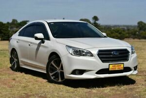 2016 Subaru Liberty B6 MY16 2.5i CVT AWD White 6 Speed Constant Variable Sedan Enfield Port Adelaide Area Preview