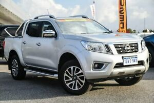2019 Nissan Navara D23 S3 ST-X Brilliant Silver 6 Speed Manual Utility Cannington Canning Area Preview