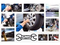 SMS Guildford | TYRE FITTER Required