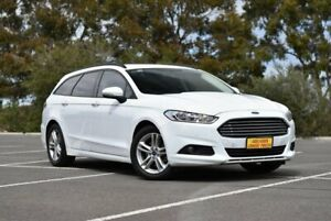 2016 Ford Mondeo MD Ambiente White 6 Speed Sports Automatic Dual Clutch Wagon Enfield Port Adelaide Area Preview