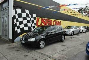 2006 Volkswagen Golf Black Sedan Dandenong Greater Dandenong Preview