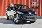 2012 Peugeot 4007 MY12 ST DCS Auto HDi Black 6 Speed Sports Automatic Dual Clutch Wagon Molendinar Gold Coast City Preview