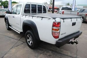 2007 Mazda BT-50 DX+ Freestyle White 5 Speed Manual Utility Townsville Townsville City Preview