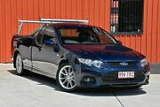 2013 Ford Falcon FG MkII XR6 Ute Super Cab Blue 6 Speed Sports Automatic Utility Molendinar Gold Coast City Preview
