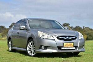 2010 Subaru Liberty B5 MY10 2.5i Lineartronic AWD Premium Grey 6 Speed Constant Variable Sedan Enfield Port Adelaide Area Preview