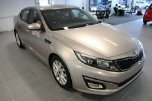 2013 Kia Optima TF MY14 SI Satin Metal 6 Speed Sports Automatic Sedan Hyde Park Townsville City Preview