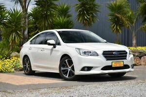 2017 Subaru Liberty B6 MY17 2.5i CVT AWD White 6 Speed Constant Variable Sedan Morphett Vale Morphett Vale Area Preview