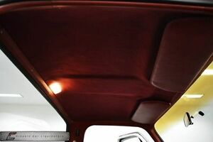 want red headliner and trim from 78-80 gm truck