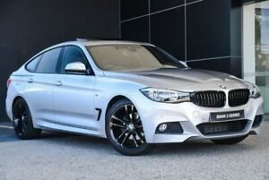 2014 BMW 320d F34 MY0713 M Sport Gran Turismo Glacier Silver 8 Speed Sports Automatic Hatchback Wangara Wanneroo Area Preview