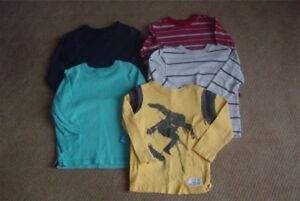 4T - 5T BOYS FALL/WINTER BRAND NAME CLOTHING