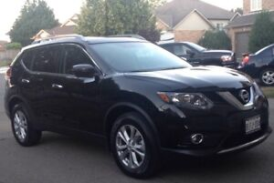 2016 Nissan Rogue SV AWD Lease Takeover
