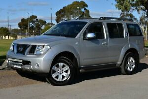 2005 Nissan Pathfinder R51 ST-L Silver 5 Speed Sports Automatic Wagon Brighton Holdfast Bay Preview