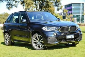 2017 BMW X5 F15 xDrive30d Carbon Black 8 Speed Sports Automatic Wagon Burswood Victoria Park Area Preview