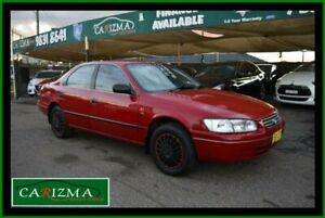 2000 Toyota Camry MCV20R CSi Red 4 Speed Automatic Sedan Seven Hills Blacktown Area Preview