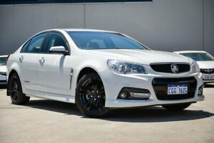 2015 Holden Commodore VF MY15 SV6 Storm White 6 Speed Sports Automatic Sedan Midvale Mundaring Area Preview