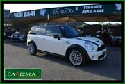 2008 Mini Cooper R55 S Clubman JCW Cream 6 Speed Manual Wagon Toongabbie Parramatta Area Preview